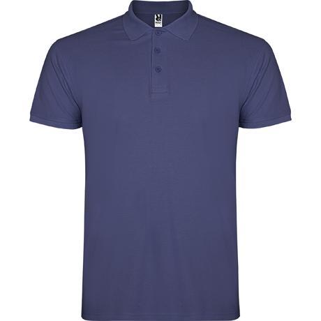 Polo Hombre - Azul Denim (seleccionar talla)