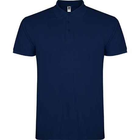 Polo Hombre - azul marino (seleccionar talla)
