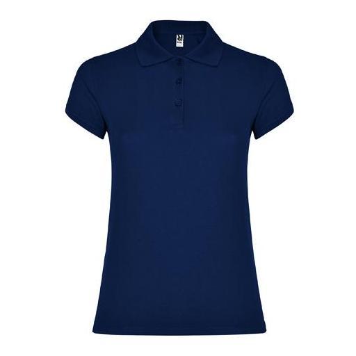 Polo de Mujer - Azul Marino (seleccionar talla)