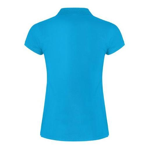 Polo de Mujer - Azul turquesa (seleccionar talla) [1]