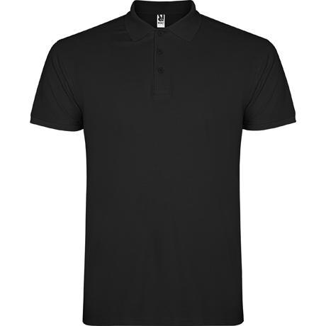 Polo Hombre - Negro (seleccionar talla)