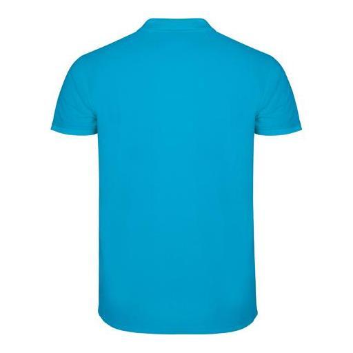 Polo Hombre - Azul turquesa (seleccionar talla) [1]