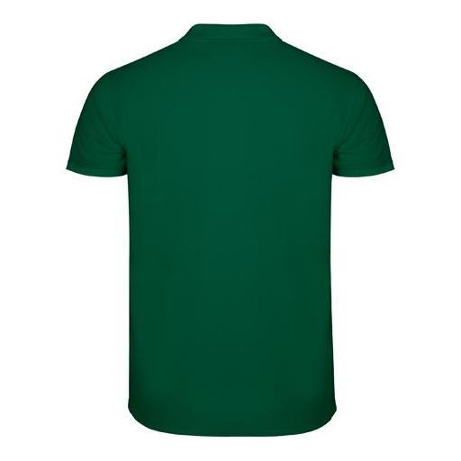 Polo Hombre con bolsillo - Verde botella (seleccionar talla) [2]