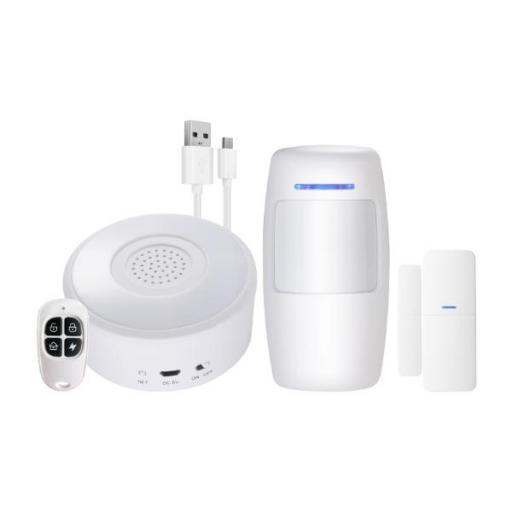Kit de Alarma SMART HOME [0]