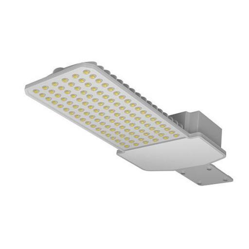 FAROLA LED 100W IP65 GRIS 60mm Diámetro. (Seleccionar Luminosidad)