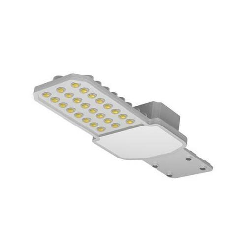FAROLA LED 30W IP65 GRIS 48mm Diámetro. (Seleccionar Luminosidad)
