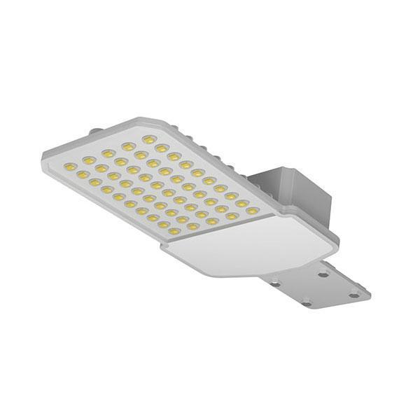 FAROLA LED 50W IP65 GRIS 48mm Diámetro. (Seleccionar Luminosidad)