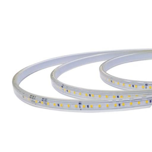 TIRA LED 14W/M IP65 BOBINA 50mts (SELECCIONAR COLOR DE LUZ)