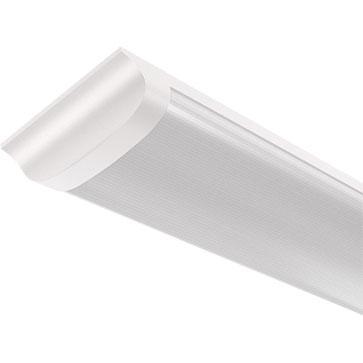 REGLETA LED PLANA SUPERFICIE 120CM 36W ( Seleccionar Color de Luz )