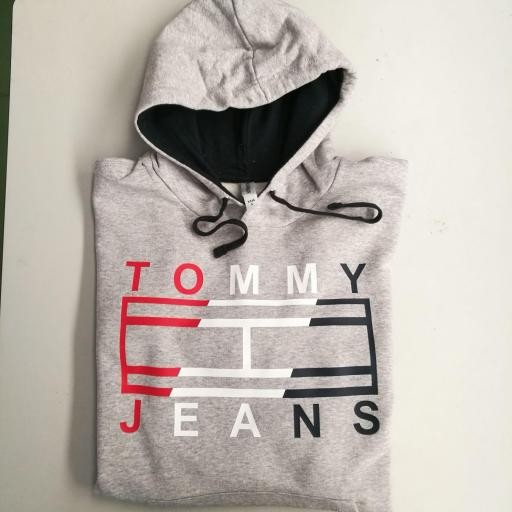 SUDADERA CAPUCHA TOMMY JEANS
