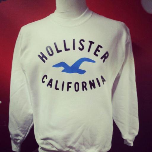 SUDADERA HOLLISTER v CALIFORNIA