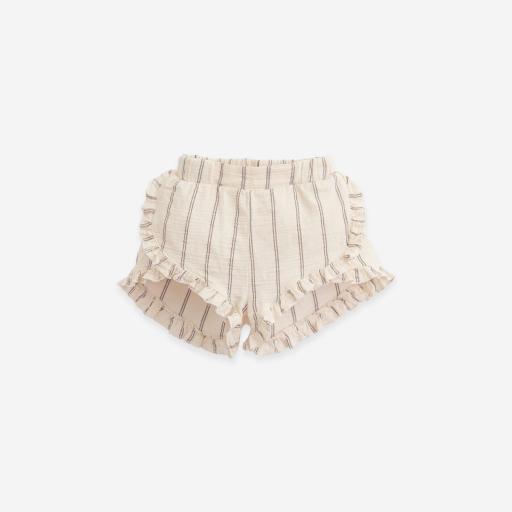 Pantalón corto de rayas | Botany Play Up