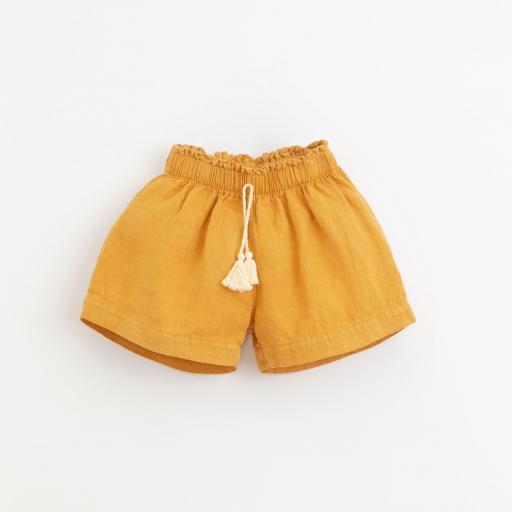Pantalón corto con cordón Play Up  [0]