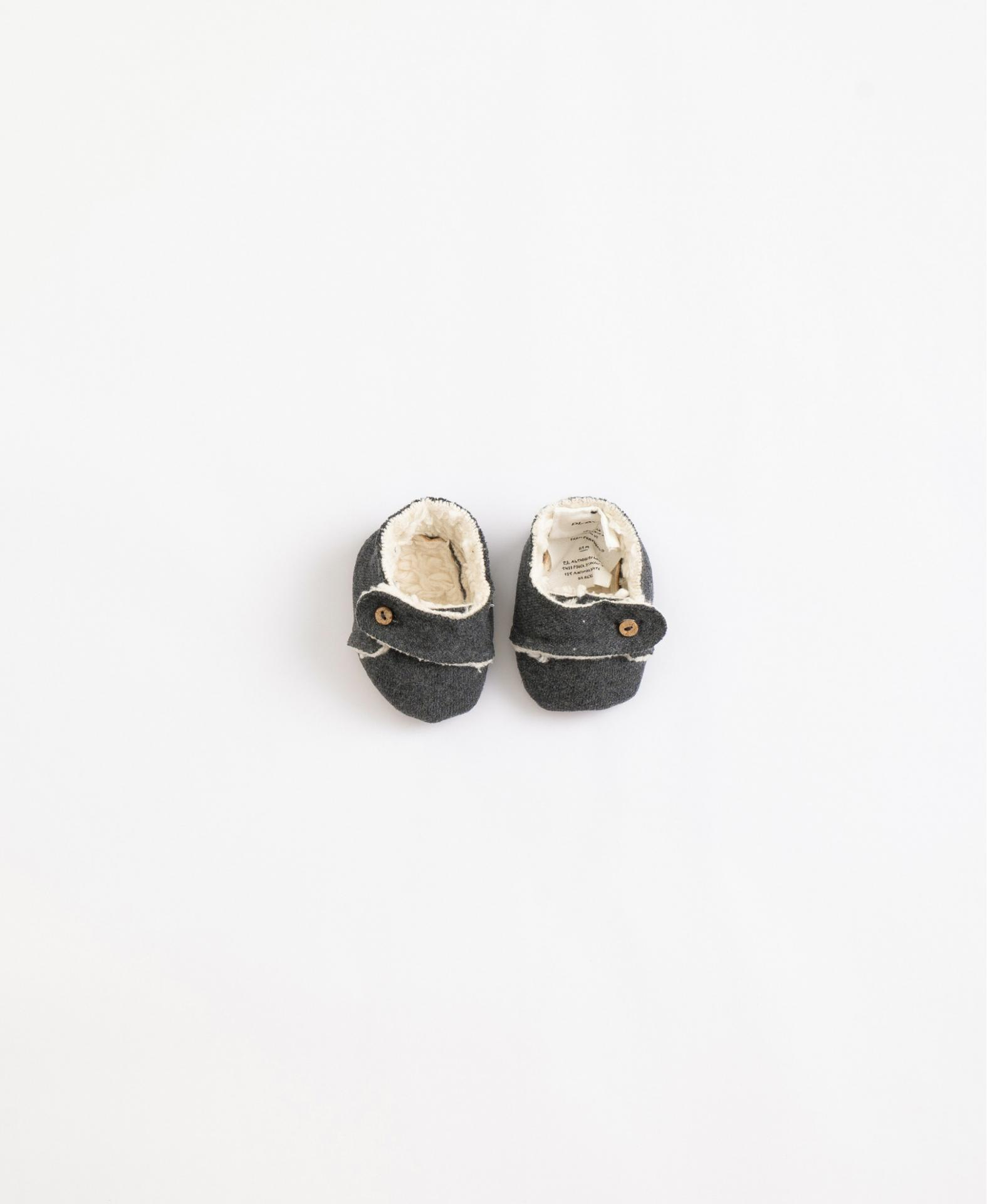 Zapatos con suela de corcho PLAY UP