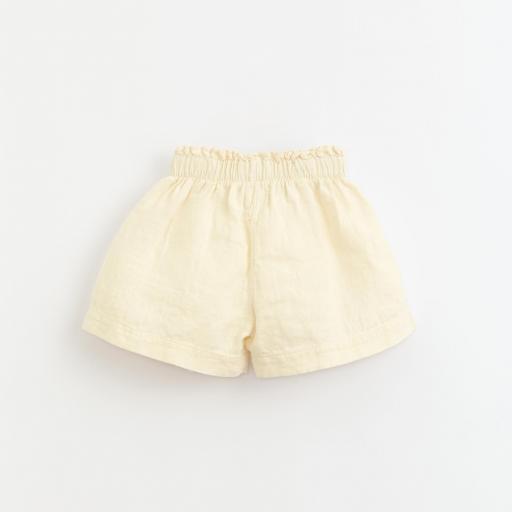 Pantalón corto con cordón Play Up [1]