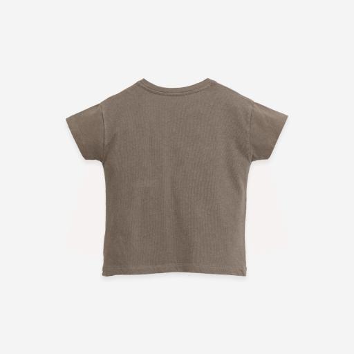 Camiseta Lino y Algodon Play Up  [1]