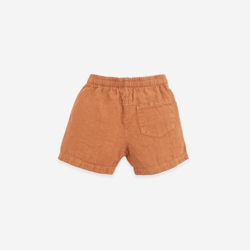 Pantalón corto con bolsillo Play Up [1]