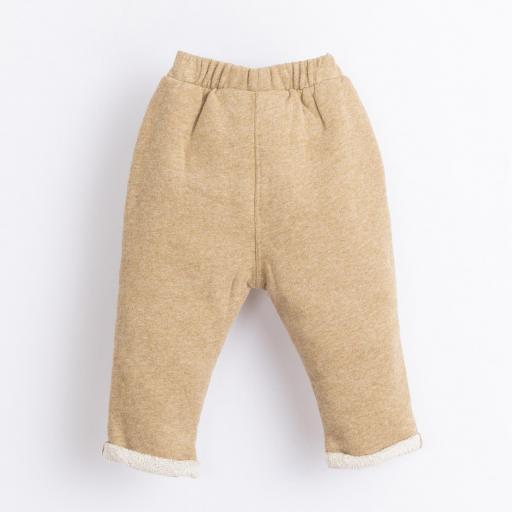Pantalón con cordón decorativo PLAY UP [1]