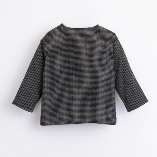 Camisa de tejido de algodón PLAY UP [1]