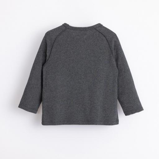 Jersey de punto con bolsillos PLAY UP [1]