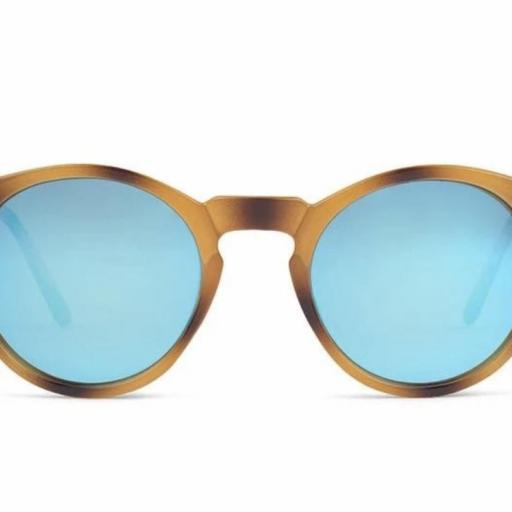 GAFAS DE SOL CHARLY THERAPY MODELO CHARLES IN TOWN TURQUESA FLASH