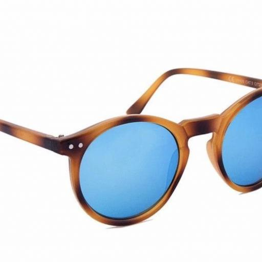 GAFAS DE SOL CHARLY THERAPY MODELO CHARLES IN TOWN TURQUESA FLASH [1]