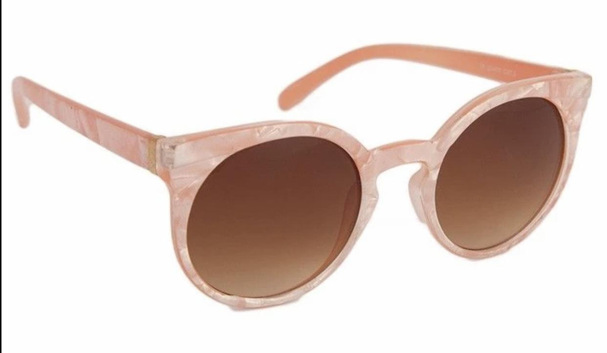 GAFAS DE SOL LADY IN SATIN NÁCAR Charly Therapy