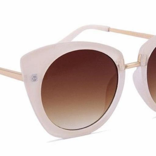 GAFAS DE SOL JULIETA BLANCO JELLY Charly Therapy