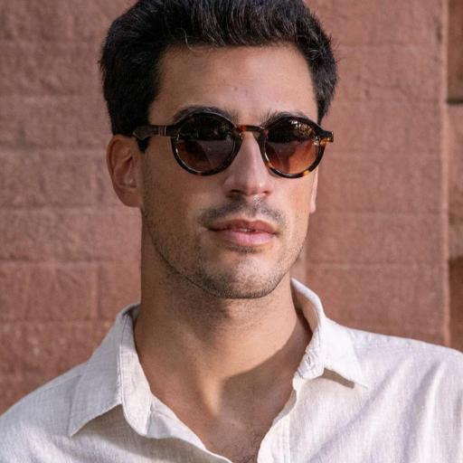 GAFAS DE SOL BELMONT CONCHA Charly Therapy  [3]