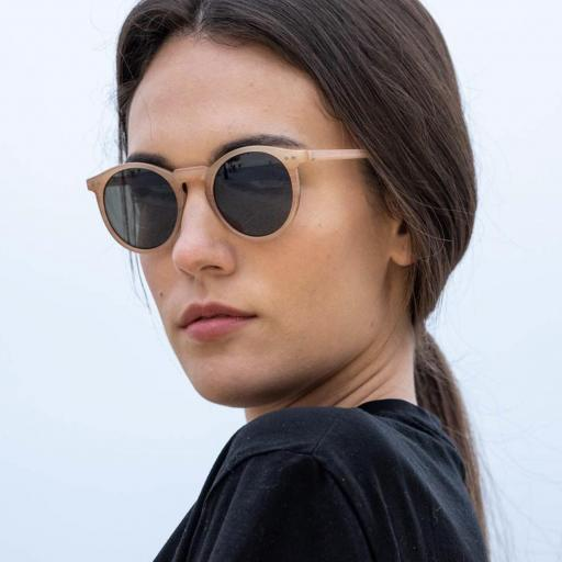 GAFAS DE SOL CHARLY THERAPY MODELO Charles In Town Efecto Madera [3]
