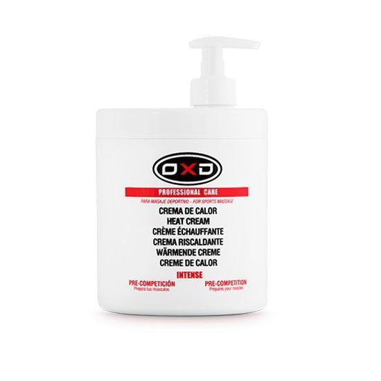 Crema de Calor Intensa OXD 1000 ml.