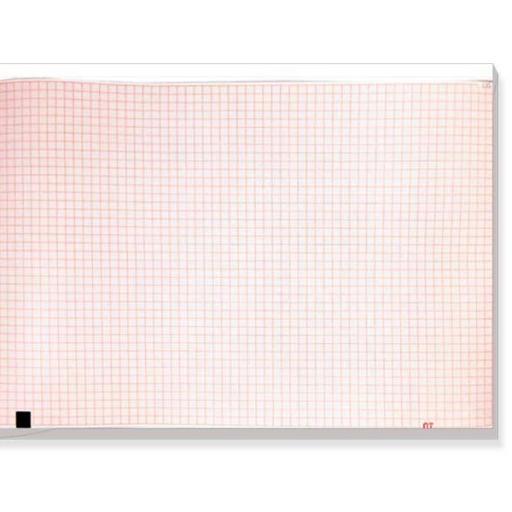 Papel ECG 100 x 150 x 180 cardioline 18437.