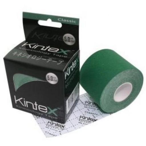 "Kinesiotape - Vendaje Neuromuscular  ""Kintex Verde"""