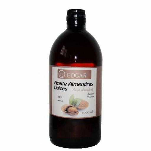 Aceite de Almendras 1000 ml.