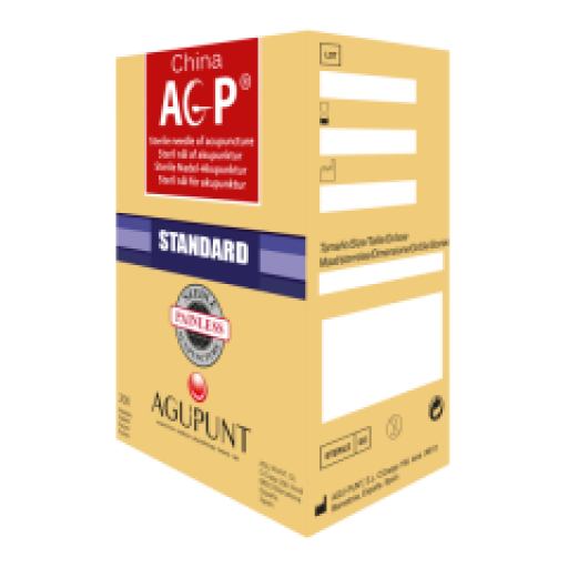 Aguja AGP Standard 0.25 x  25.