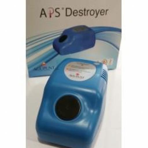Destructor de Agujas APS-DES. [1]