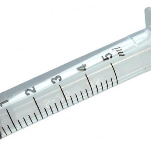 Jeringa Omnifix 5 ml. [2]