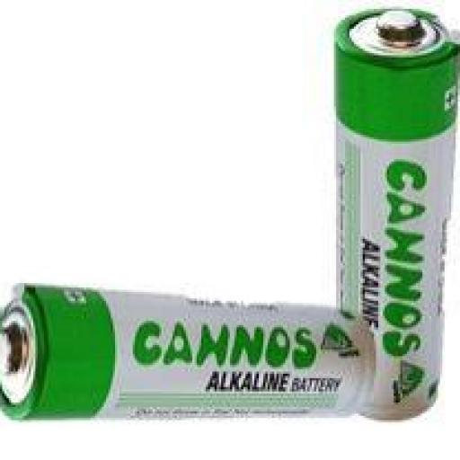 Pila Alcalina AAA. (Pack 4 ud).