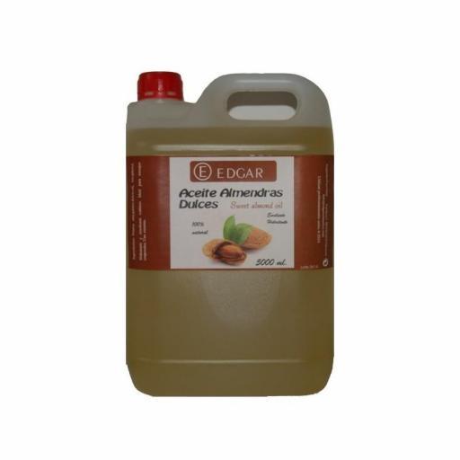 Aceite de Almendras 5000 ml.