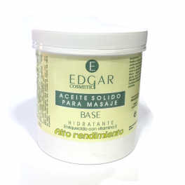Aceite Solido Masaje Base 1050 ml.