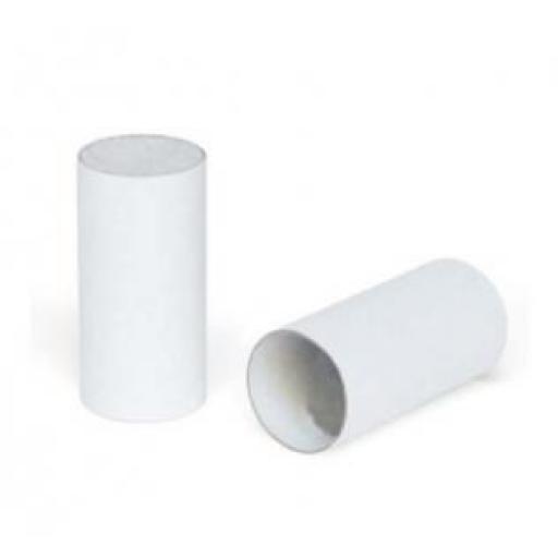 Tubo Espirometría 26 x 28 x 55 mm (100 ud).