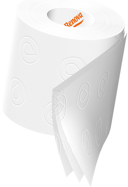 Rollo papel Higiénico (Pack 6).