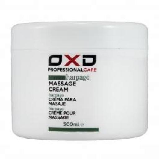 Crema Masaje con Harpagophytum 500 ml.
