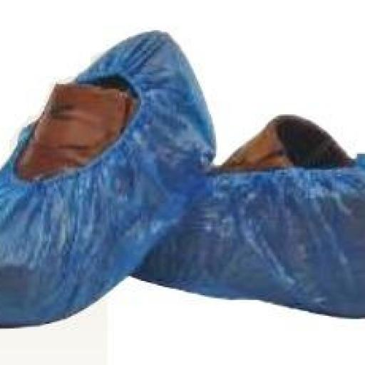 Cubrezapatos / Calzas. (Bolsa 100 ud)