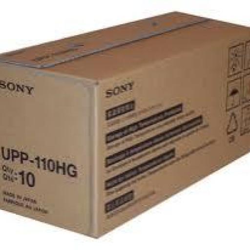 Papel Térmico Ecográfico Sony UPP 110 HG [2]