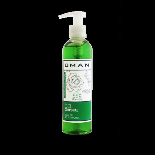 Gel Aloe Vera 250 ml.