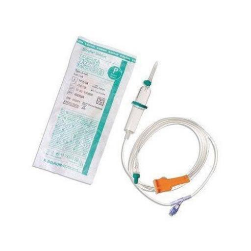 Intrafix Primeline - Equipo de infusión intravenosa (C/100 Ud) [2]