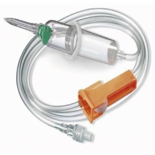 Intrafix Primeline - Equipo de infusión intravenosa (C/100 Ud)