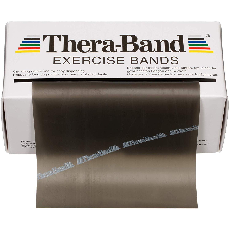 Thera Band Negro 14,5 cm x 5,5 m.