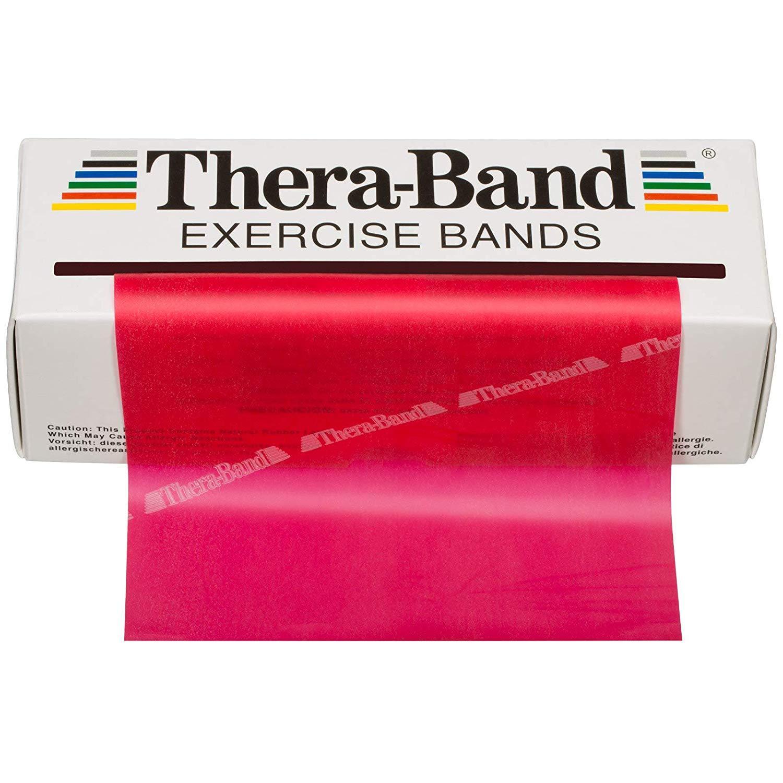 Thera Band Rojo 14,5 cm x 5,5 m.